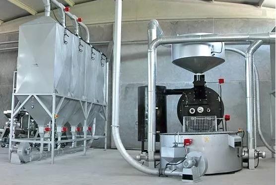 石膏粉正压输送系统